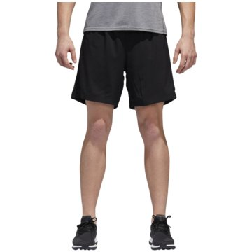 adidas Kurze HosenResponse Shorts Running schwarz