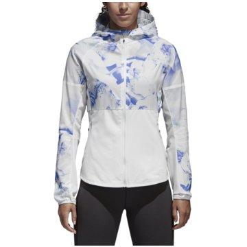 adidas ÜbergangsjackenUltra Graphic Jacket weiß