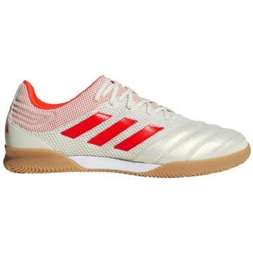 adidas Hallen-SohleCopa 19.3 Sala IN Fußballschuh - D98065 weiß