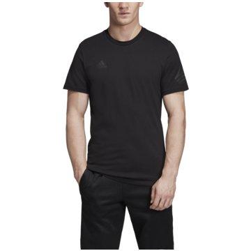 adidas Fan-T-ShirtsTAN LOGO TEE -