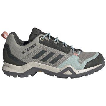adidas Outdoor SchuhTERREX AX3 BLUE W -