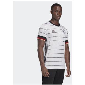 adidas FußballtrikotsDFB HEIMTRIKOT - EH6105 weiß