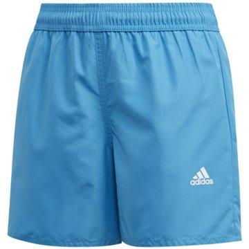 adidas BadeshortsYB BOS SHORTS blau