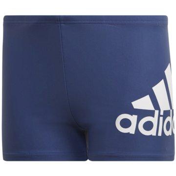 adidas BadeshortsYA BOS BOXER - FL8728 blau