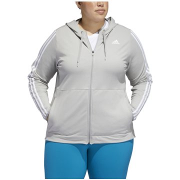 adidas Trainingsjacken3S KNT FZ HOOD -