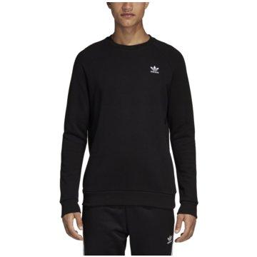 adidas SweaterESSENTIAL CREW - DV1600 schwarz