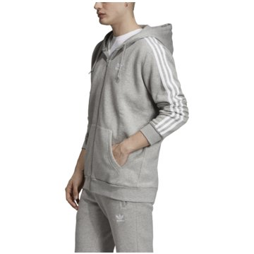 adidas Hoodies3-STRIPES FZ - ED5969 -