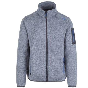 CMP SweatjackenCMP Herren Fleece Jacke Knitted Jacket anthrazit -