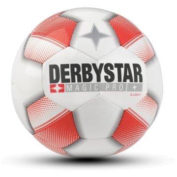 Derby Star BälleMagic Pro S-Light Fußball weiß