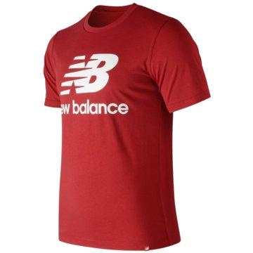 New Balance T-ShirtsMT91546 WK rot