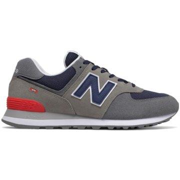 New Balance Sneaker LowML574 D - 774921-60 grau