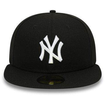 New Era CapsLeague Essential 5950 Neyyan schwarz