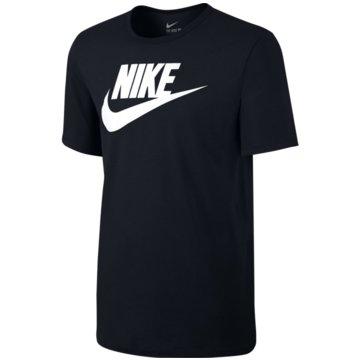 Nike T-ShirtsFutura Icon Tee schwarz