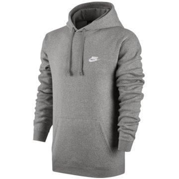 Nike HoodiesSportswear Club Fleece Hoodie grau