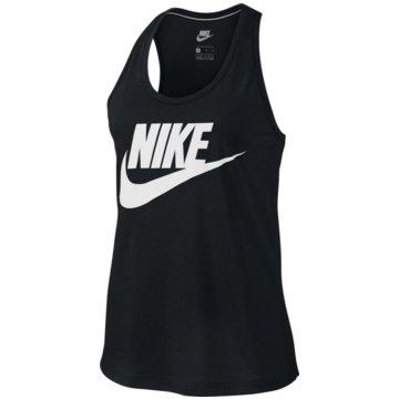 Nike TopsSportswear Camo Damen Tank Top schwarz -