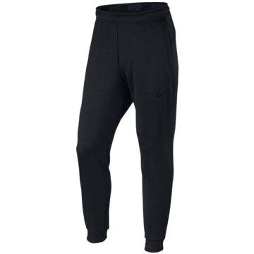 Nike Lange HosenDry Training Pant Herren Sporthose schwarz schwarz