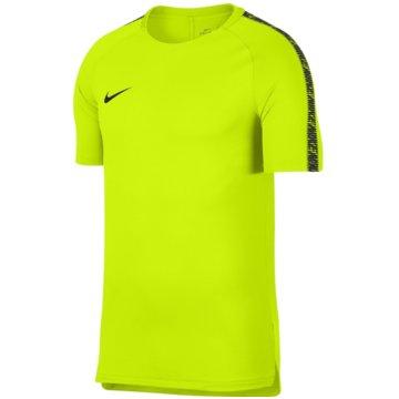Nike T-ShirtsBreathe Squad SS Top gelb