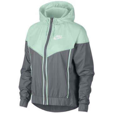 Nike TrainingsjackenWomen's  Sportswear Windrunner grau