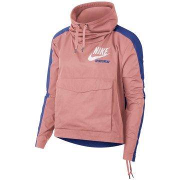 Nike ÜbergangsjackenSportswear Archive Jacket lachs