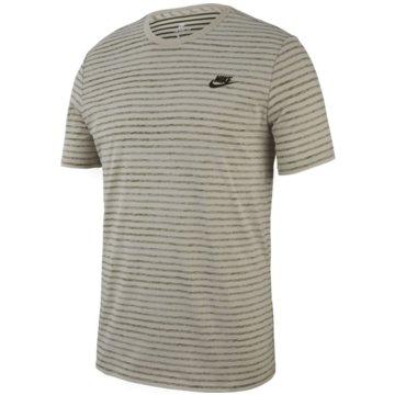 Nike T-Shirts beige