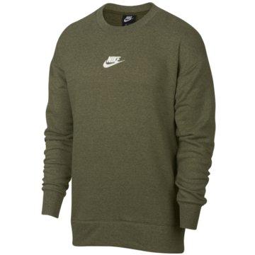 Nike SweaterSportswear Heritage Fleece Crew -