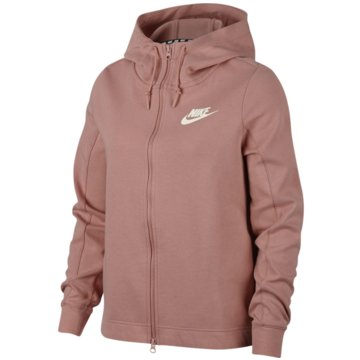 Nike SweatjackenOptic Full-Zip Hoodie rosa