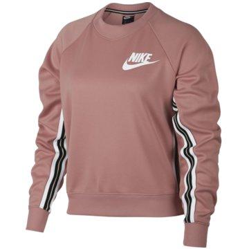 Nike HoodiesSportswear Damen Crew lachs