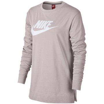 Nike LangarmshirtsHybrid Sweatshirt Damen -