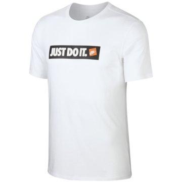 Nike T-ShirtsSportswear T-Shirt weiß