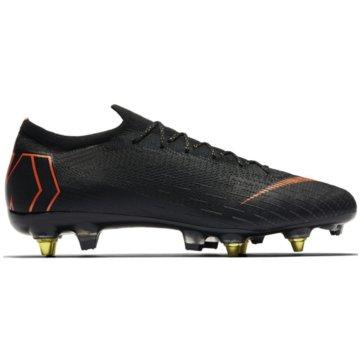 Nike Stollen-SohleMercurial Vapor 12 Elite Anti-Clog SG-Pro schwarz
