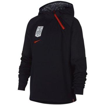 Nike HoodiesNYR B NK DRY HOODIE QZ,BLACK/CHALLE -
