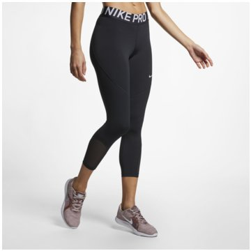 Nike TightsNIKE PRO WOMEN'S CROPS schwarz