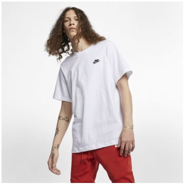 Nike T-ShirtsSPORTSWEAR CLUB - AR4997-101 weiß