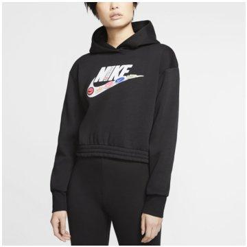Nike HoodiesNIKE SPORTSWEAR WOMEN'S FLEECE HOO schwarz