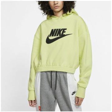 Nike SweaterNIKE SPORTSWEAR WOMEN'S FLEECE HOO gelb