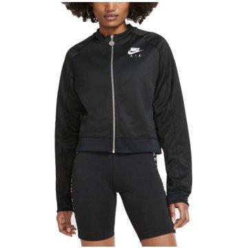Nike ÜbergangsjackenAir Jacket schwarz