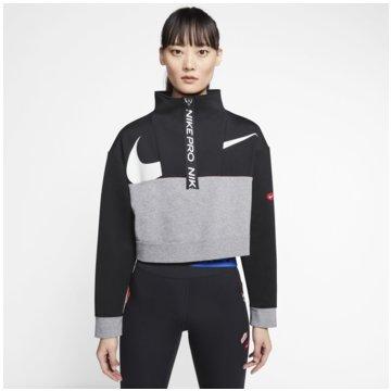 Nike SweatshirtsPRO DRI-FIT GET FIT WOMEN'S F schwarz