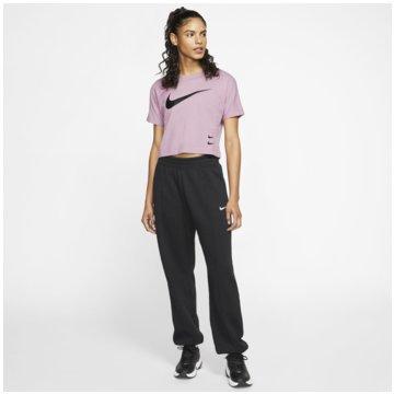 Nike T-ShirtsSportswear Swoosh Top Crop SS Women lila