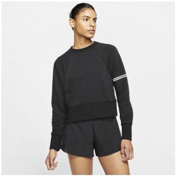 Nike SweatshirtsPro Dri-FIT Rundhalsshirt Women - CJ4227-010 schwarz
