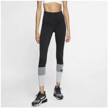 Nike TightsNIKE SPORTSWEAR VARSITY WOMEN'S LE schwarz