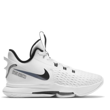 Nike HallenschuheLEBRON WITNESS 5 - CQ9380-101 weiß