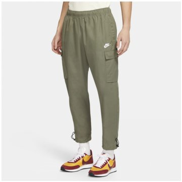 Nike TrainingshosenNike Sportswear Men's Woven Pants - CU4325-380 oliv