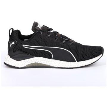 Puma HallenschuheHybrid Runner v2 schwarz