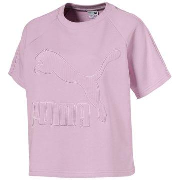Puma T-ShirtsDowntown Structured Top rosa