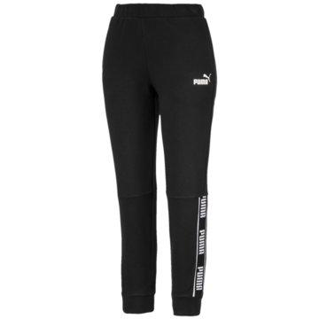 Puma JogginghosenAmplified Damen Sweatpants TR schwarz