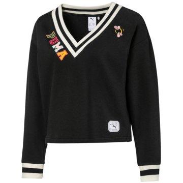 Puma SweatshirtsPUMA x SUE TSAI V-neck Swe -