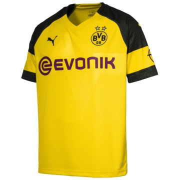 Puma Fan-TrikotsBorussia Dortmund Heimtrikot 2018/19 gelb