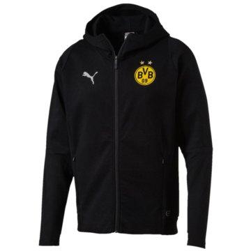 Puma FanartikelBorussia Dortmund Casual Hoodie schwarz