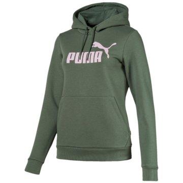 Puma DamenEssential Logo Hoody -
