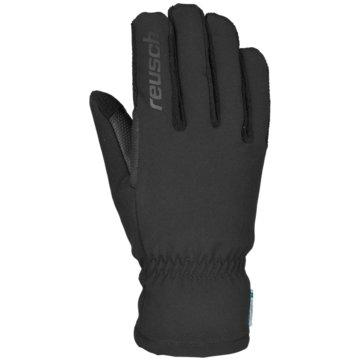 Reusch Fingerhandschuhe schwarz